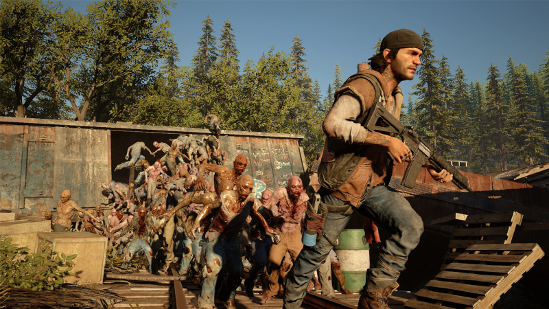 Rumor : PlayStation Exclusive Days Gone to Release on PC