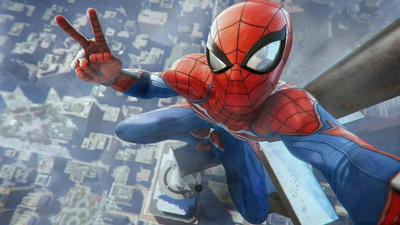 Spider-Man Playable Soon on PC via PS Now