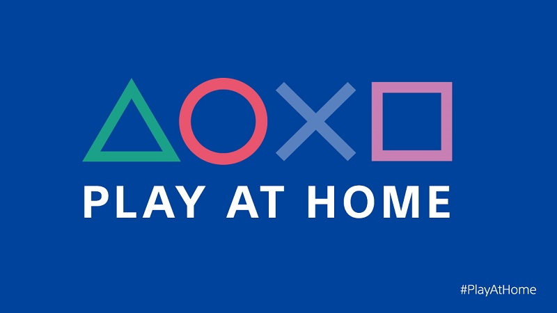 PlayStation Announces Play at Home Initiative, Offers Two Free Games
