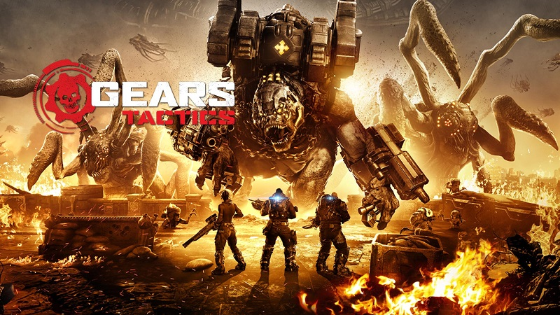 Gears Tactics : Launch Trailer and Story Details