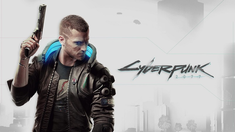 Cyberpunk 2077 Themed Xbox One X : Reveal Video