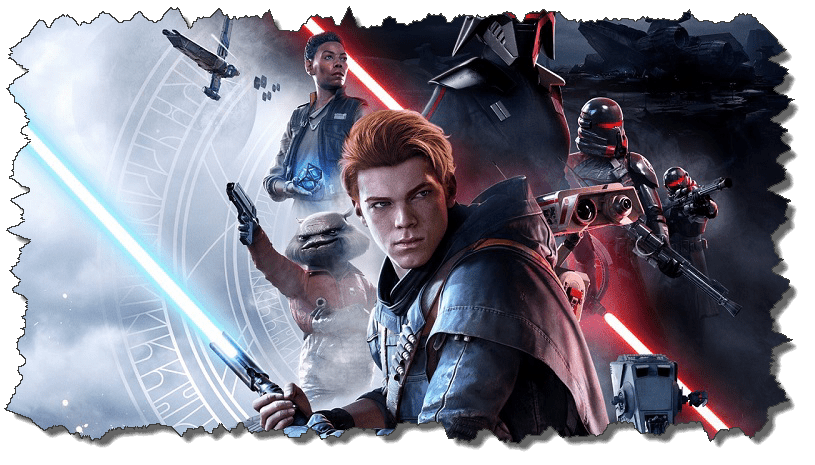 Review : Star Wars Jedi Fallen Order : The Force is With This One