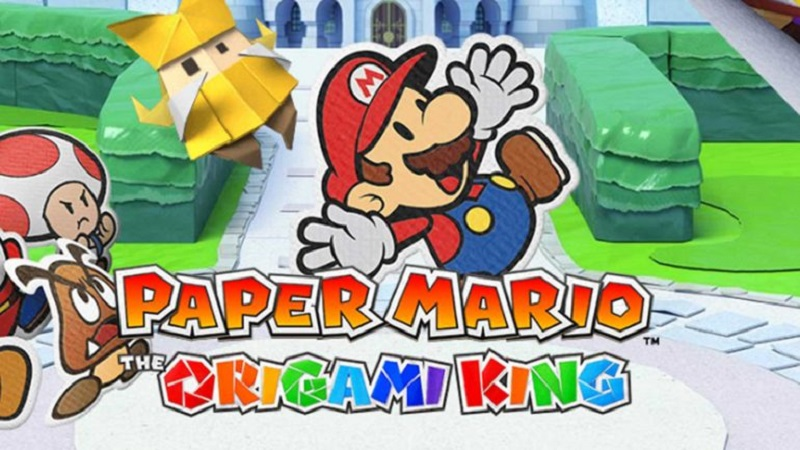 Paper Mario : The Origami King Announced by Nintendo for the Switch