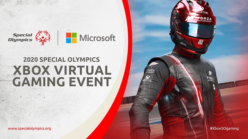 2020 Special Olympics Announces Xbox Virtual Gaming Event