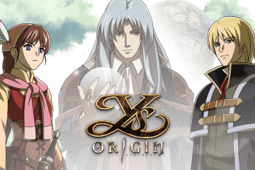 Ys Origin Announced for the Nintendo Switch Including Collector's Physical Edition