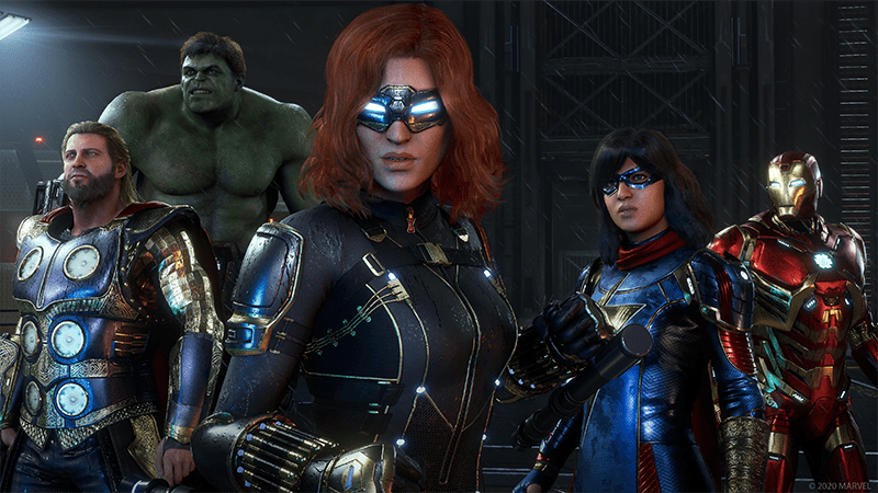 Marvel's Avengers : Impressions from the Closed Beta