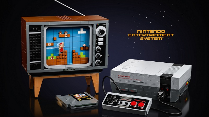 LEGO Nintendo Entertainment System : Unboxing, Build, and Detailed Look