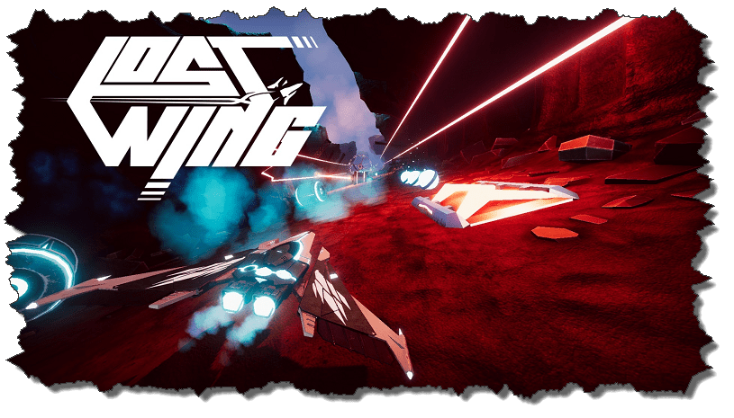 Review : Lost Wing : Neon Space Cowboy