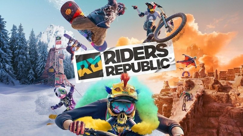 Riders Republic is the Multiplayer Game We Didn't Know We Wanted