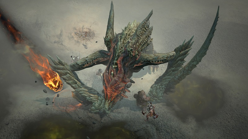 Diablo 4 : New Details on the Sorceress, Legendaries, and Skill Trees