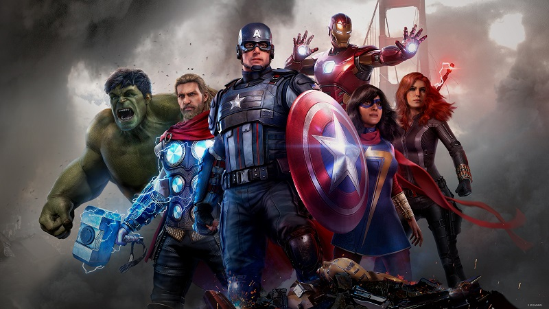 Review : The Avengers : Not So Secret Identity Crisis
