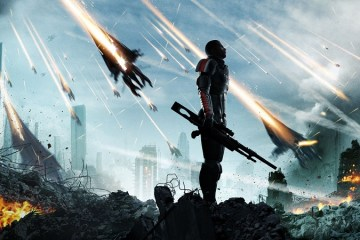 Mass Effect Trilogy Leaked via Store Listing