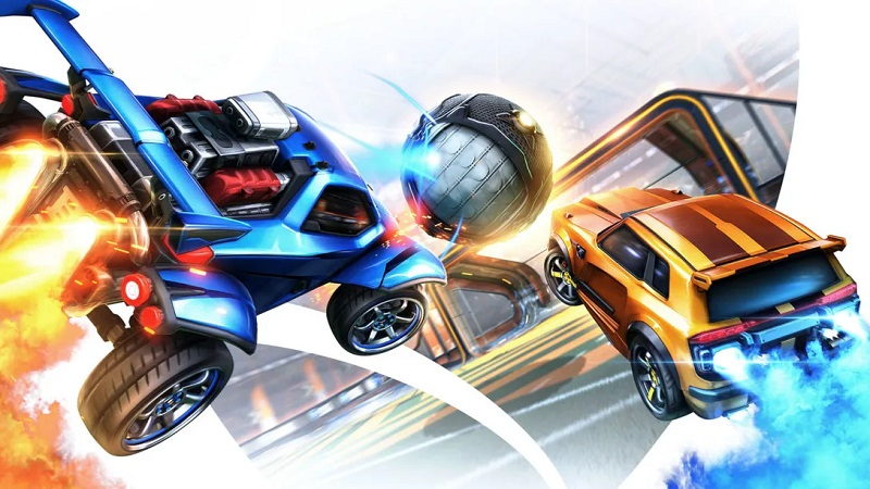 Rocket League Goes Free to Play Next Week