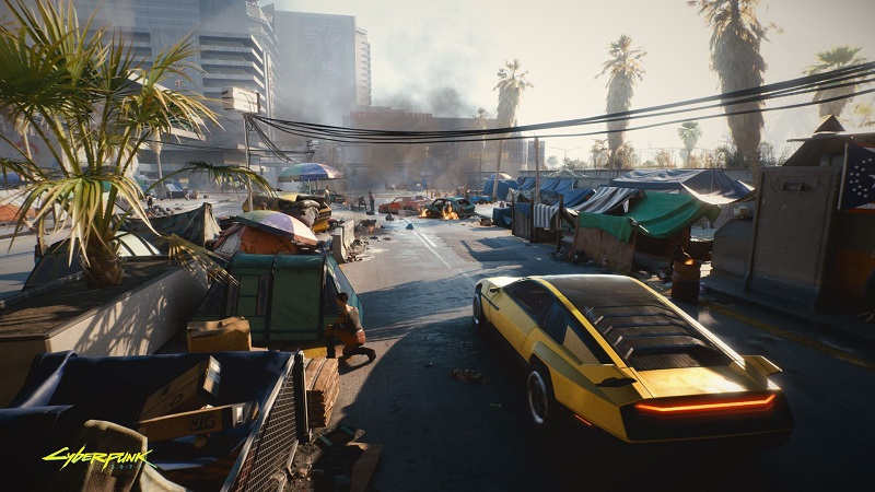 Cyberpunk 2077 : A Deeper Look at Vehicles and Character Customization