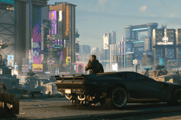 Review : Cyberpunk 2077 : Neon Playground