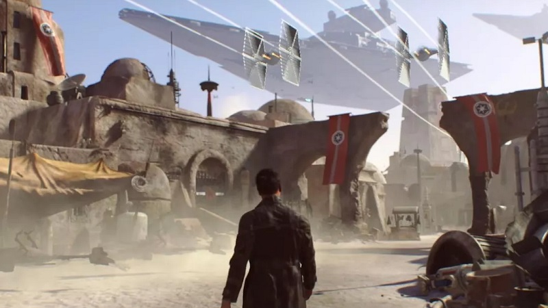 Open-World Star Wars Game in Development by Ubisoft and Lucasfilm Games