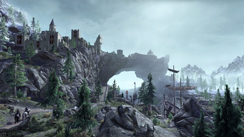 Elder Scrolls Online Receives Enhancements for PS5 and Xbox Series Consoles in June