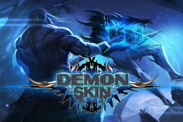 Review : Demon Skin : A Hellish Crusade