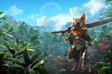 New Biomutant Trailer Highlights the Open World