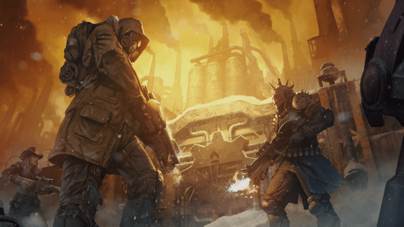 Wasteland 3's First Expansion, The Battle of Steeltown, Launches in June