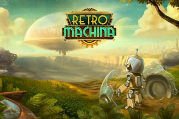 Review : Retro Machina : An Automated Adventure