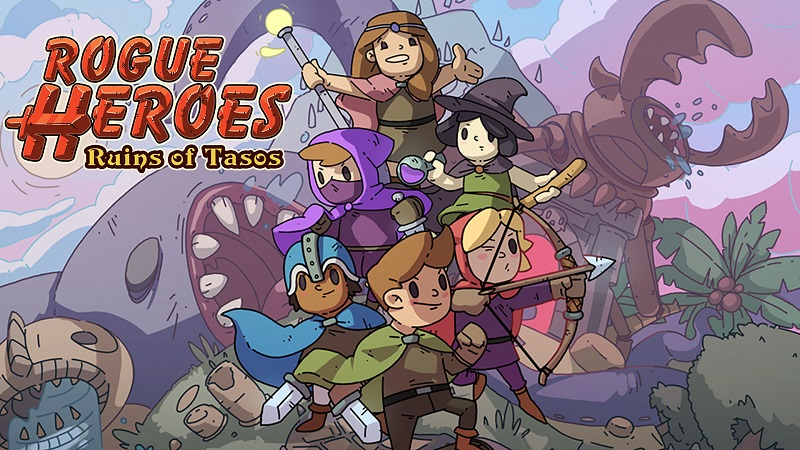 Review : Rogue Heroes : A Familiar Rogue-Lite