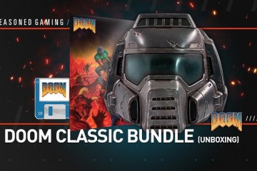 Unboxing : Doom Classic Helmet Bundle
