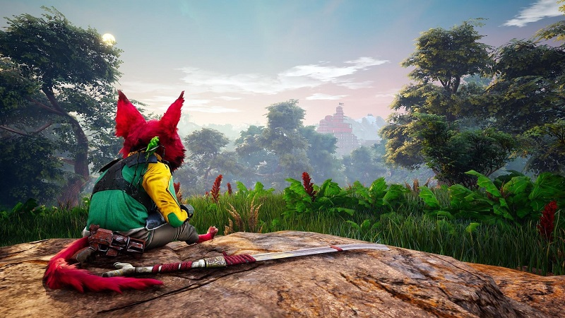 Biomutant : Title Update 1.4 Brings Many Player Requested Fixes