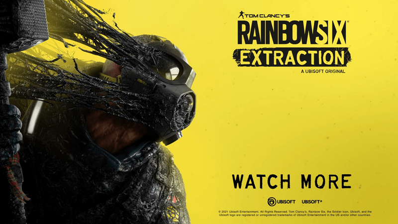 """Rainbow Six """"Quarantine"""" Becomes Extraction in Announcement Trailer"""