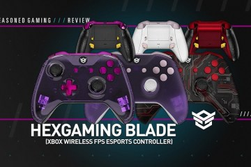 Review : HexGaming Blade Xbox Esports Controller