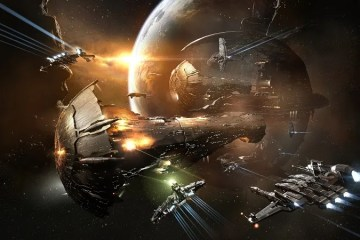 Beginning a New Journey in EVE Online