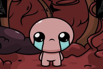 The Binding of Isaac : A Decade of Gaming and a Tale of Joy, Sadness, and Growth
