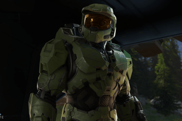 Halo Infinite Campaign Trailer Previews an Epic Journey with Master Chief