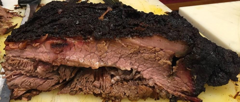 Capital Q Smokehouse Beef Brisket
