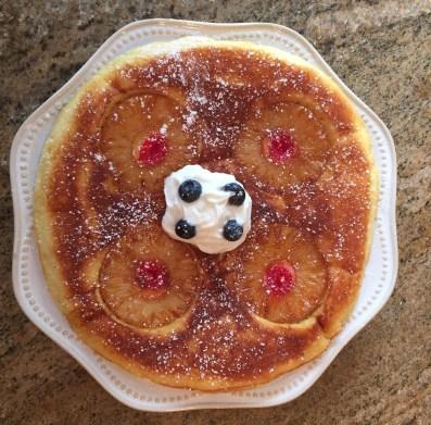 pineapple upside down pancakes_3