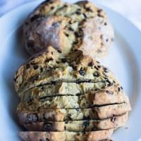 Easy Irish Soda Bread (Vegan!)