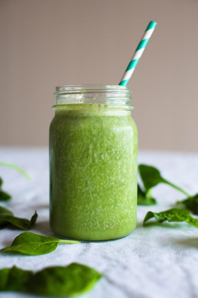 Four-Ingredient Green Smoothie