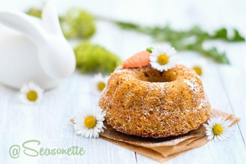 Möhren-Gugl/Möhren-Muffins