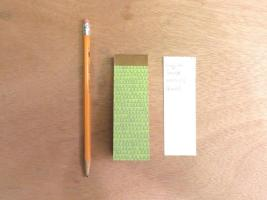 DIY Notepad from Scraps