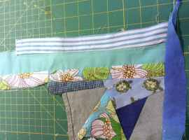 Waste not, want not: Making new fabric from scraps