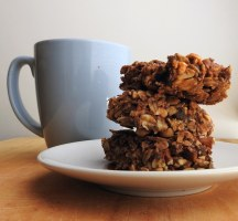 Recipe: Peanut Butter-Banana Granola Bars