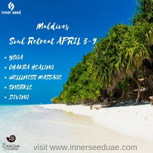 Maldives Soul Retreat April 05-09, 2018