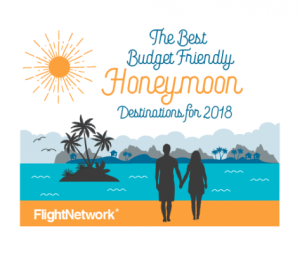 Season Paradise Honored by Recognition of Top Honeymoon Destination