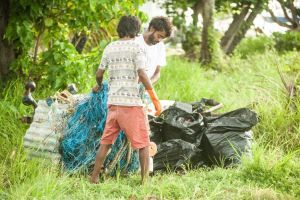 World Oceans Day|Beach Cleanup, Thulusdhoo