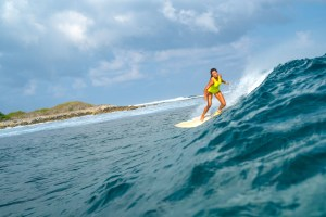 Girls Surf Camp at Season Paradise