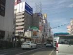 通過しました>バスプール前交差点(仙台市青葉区中央)