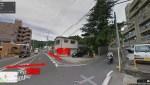 八幡町「うなり坂」付近で爆走していったカモシカを目撃(写真無涙)