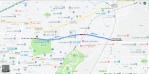 【車載動画】新しい仙台元寺小路福室線の五輪工区を走ってみました