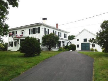 Historical Homes