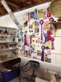 Equestrian Booth
